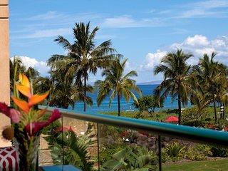 Maui Resort Rentals: Honua Kai Hokulani 248 – 2 BR w/ Fantastic Partial Ocean