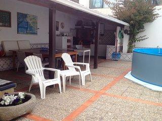 Praia da Costa Nova - A casa dos Girassois