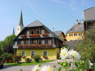 Urlaub am Bauernhof - Lacknerhof, Liebenfels