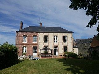 Maison bourgeoise Argueil, Forges-les-Eaux