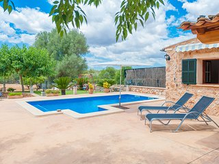 SA PAÏSSA - Villa for 4 people in Costitx