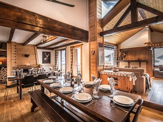 Chalet Chez Bobeau 400m from ski lift