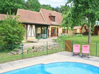 LE SUD - PRETTY STONE PROPERTY WITH STUDIO , ENCLOSED GARDEN AND PRIVATE POOL