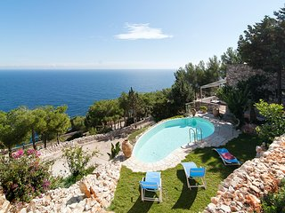 Cottage with Pool and Seaviews, Gagliano del Capo