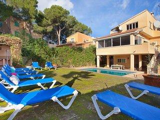 Villa Arenal, Playa de Palma