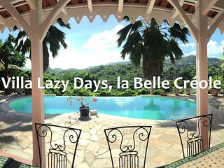 VILLA LAZY DAYS, la Belle Creole