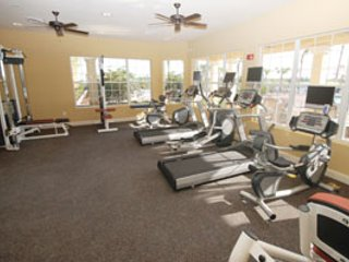 Vista Cay Exercise Room