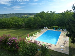TWO PICTURESQUE STONE GITES WITH PRIVATE GARDEN & SHARED POOL CLOSE TO SARLAT