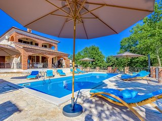 Beautiful Family Villa in Visnjan, Istria