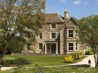 Oates House - Near Chippenham, Wiltshire, Stanton Saint Quintin