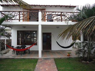 Casa Blanca Beachfront House