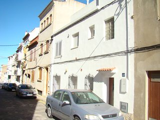 Apartamento con terraza en el casco antiguo, L'Escala