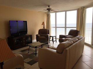 SeaSpray Perdido Key Condo #604 ~  Breathtaking gulf views!