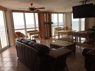 SeaSpray Perdido Key Condo #901 ~ Gorgeous gulf front 3 bedroom, 3 bath condo