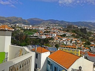 Maravilha's House - Magnificent Views Over Funchal