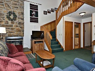 'It's a #10!' is located in Canaan Valley, WV. Easily accessible year round!
