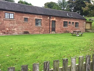 Abbey Inn Barn, Leek
