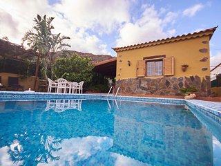 la almendra casa de campo con piscina privada