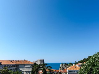 Apartment Paula-Studio Apartment with Terrace and Sea View