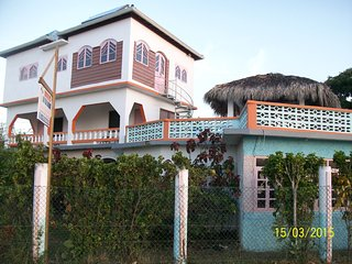 Welcome to Richies on the beach come and experience the true jamaican culture .