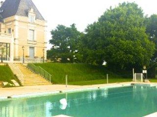 Chateau luxury apartment