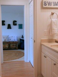 Fresh Clean Bathroom