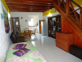 Cabaña Diana , en el mejor punto de San Andres, San Andrés