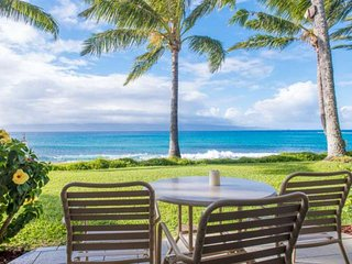 January Open Dates - Direct Air Conditioned Oceanfront Napili Shores I -173: Nap
