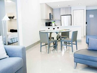 ASK FOR DISCOUNTS - (B) Stylish 1/1 Brickell / Downtown Miami Condo 10 Minutes
