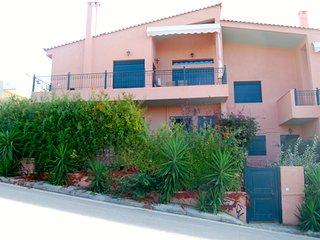 Superior  chic  villa at Saronida