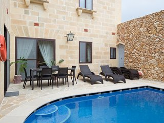 Tranquility bed and breakfast with outdoor pool