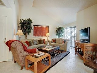 Spacious, modern condo surrounded by resort pools, hot tubs, and more!