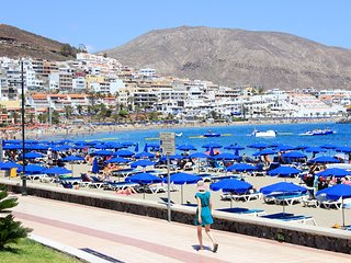 Los Cristianos C 2 bedroom Ocean view apartment