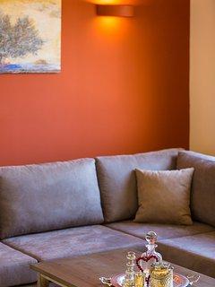 Living room decoration details!
