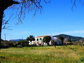 Casa rural en Ibiza, Talamanca