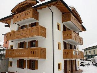 Appartamento tipico di montagna in Pinzolo a 10 Km da Madonna di Campiglio