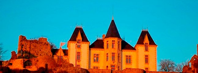 Chateaux in Bressuire