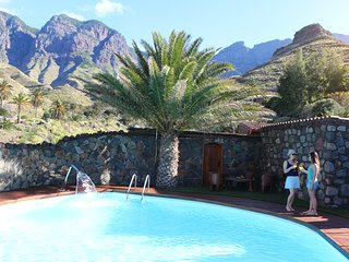 The secret Eden of Gran Canaria... Redondo de Guayedra, Agaete