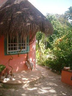 Casa Ponente with AC and Garden in Tulum