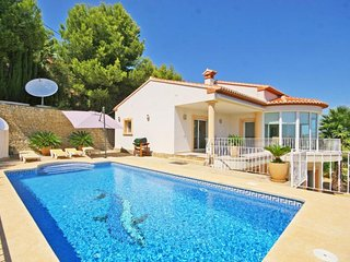 4 bedroom Villa in Calpe, Valencia, Spain : ref 5336882