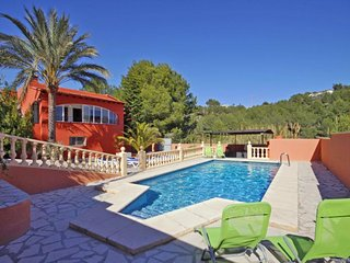 8 bedroom Villa in Moraira, Valencia, Spain : ref 5336926