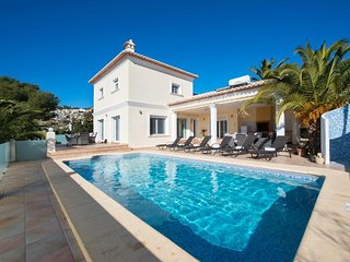 5 bedroom Villa in Moraira, Valencia, Spain : ref 5336970