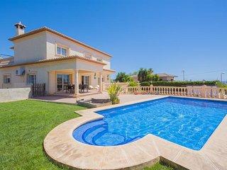 Villa Palmira, Calpe