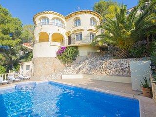 3 bedroom Villa in Benissa, Valencia, Spain : ref 5336988