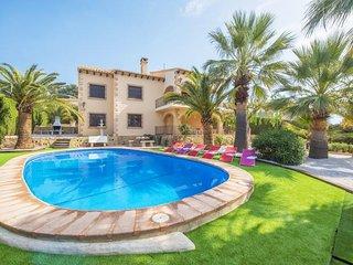 4 bedroom Villa in Benissa, Valencia, Spain : ref 5336858