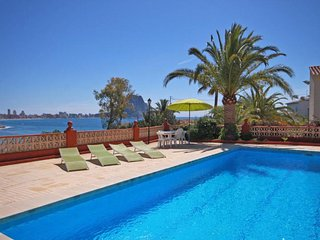 4 bedroom Villa in Calpe, Valencia, Spain : ref 5336860