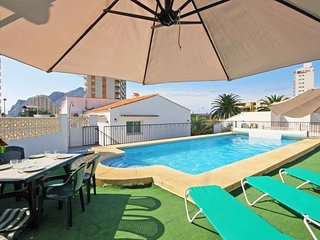 6 bedroom Villa in Calpe, Valencia, Spain : ref 5336872