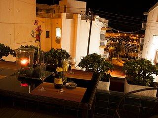 Apartamento acogedor con terraza y vistas a puerto - tranquillo y seguro, Blanes