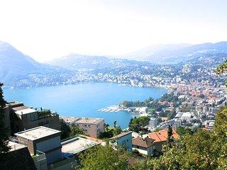 Delizioso appartamentino vista lago, Lugano