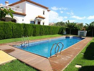 MAGRA2 Adosado jardín privado, BBQ y piscina